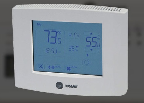 Manual Thermostat Trane - uploadcommercial