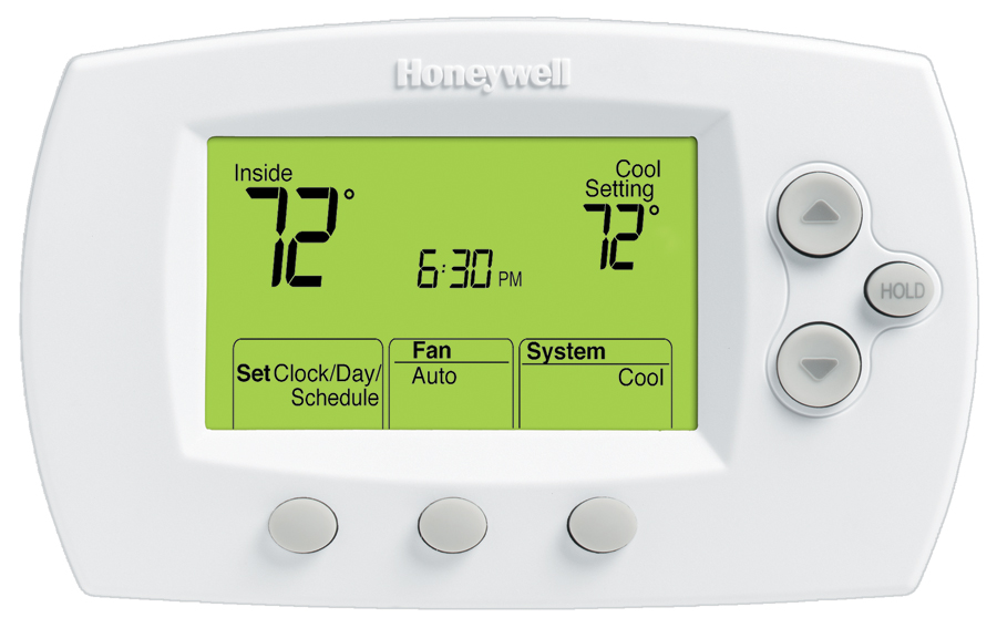 FocusPRO 6000 5-1-1 Day Programmable Thermostat
