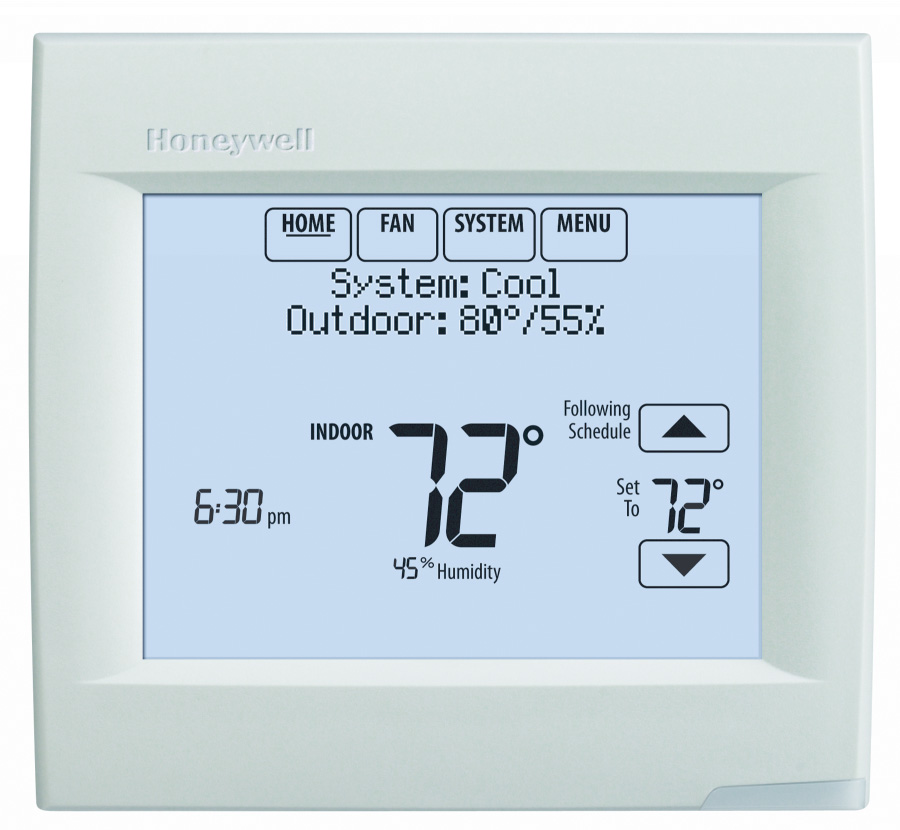 Residential Thermostats Controls To Program Hvacs Aaa Heating. Programmable Thermostat. Wiring. Residential Split System Thermostat Wiring Diagram At Scoala.co