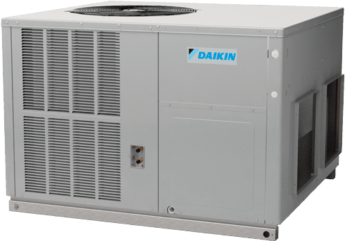 Daikin DP14GM Packaged Gas/Electric System