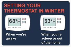 Setting-Thermostat-in-Winter