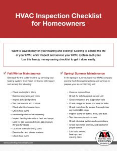 hvac-inspection-checklist-for-homeowners