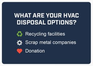 options-for-recycling-an-hvac-sytem