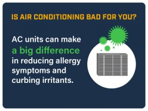 Is air conditioning bad for you?